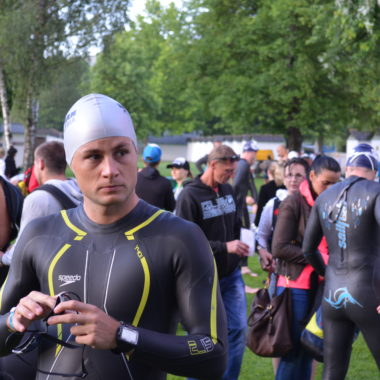 Vor dem Ironman Austria Start