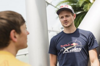 X-Alps Athlet Paul Guschlbauer