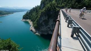 Aussicht See Transalp