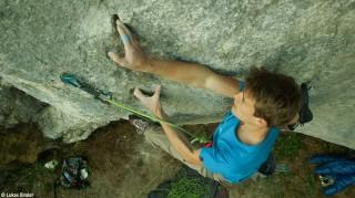 Jakob-Kronberger-Klettern