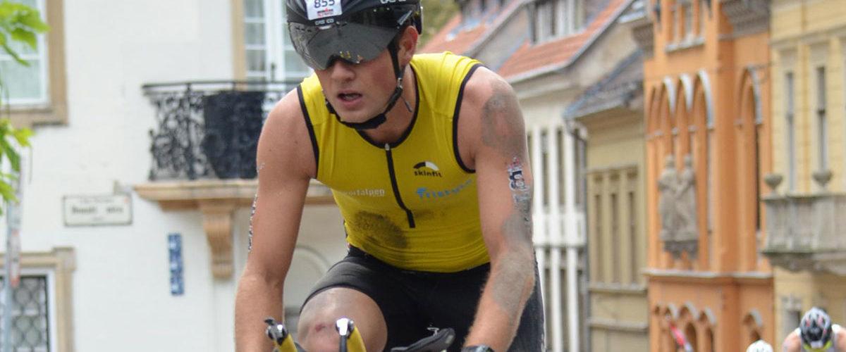 Markus-Triathlon-Budapest