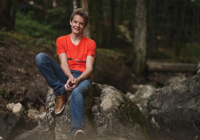 Jakob-Kronberger-Kletterer