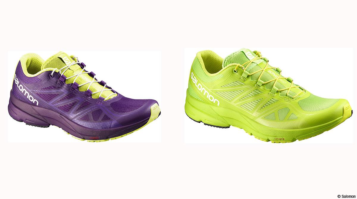 Salomon Sonic Pro Damen Laufschuhe Straßenlaufschuhe