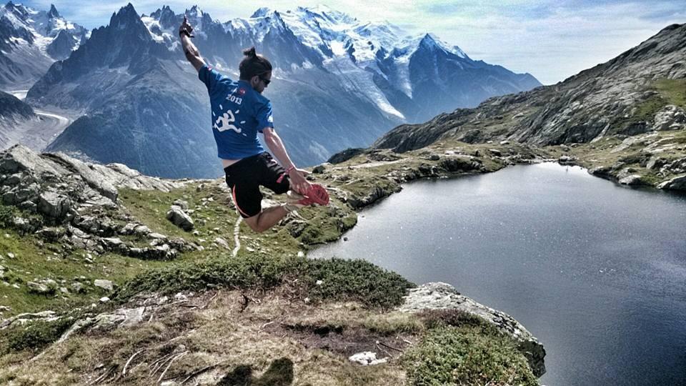 Training für den Zielsprung UTMB