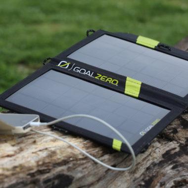 Goal-Zero-Solarzellen