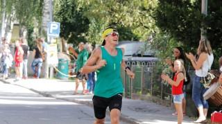 Halbmarathon-Meex-Strecke