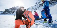 Ortovox-Skitourenbekleidung