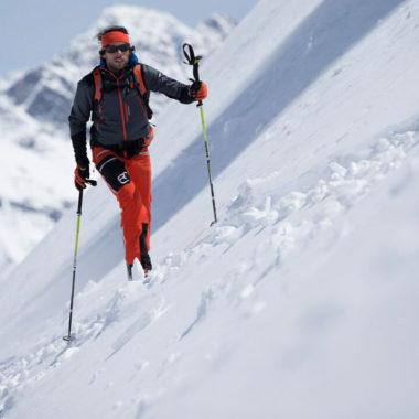 Skitourenbekleidung