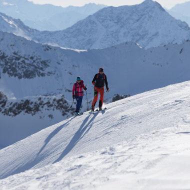 Skitourengehen-Bekleidung