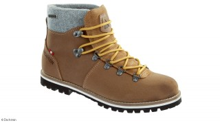 Mit dem Schuh Geierwally sind die Füße auch bei kalten Temperaturen warm.