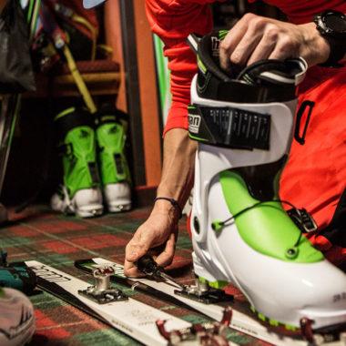 Skitouren-Test
