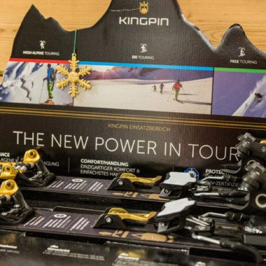 Marker Kingpin Skitourenbindung
