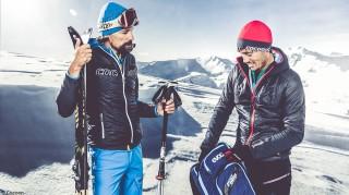 Bekleidung für Skitourengeher und Langläufer