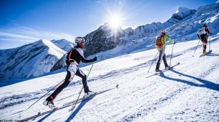 Ski-Running