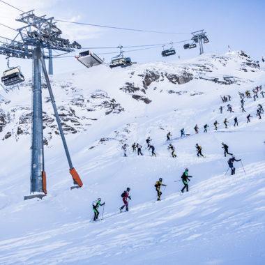Ski-Running-Kitzsteinhorn