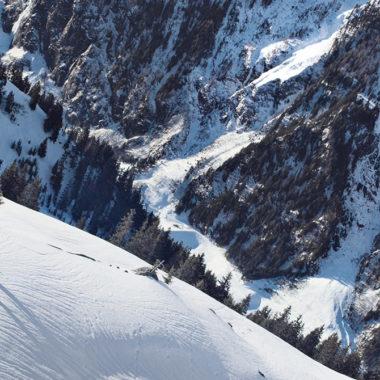 Winterwandern in Mayrhofen