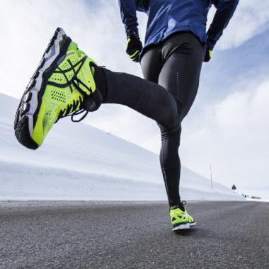 Straßenlaufschuh der 22. Generation: Asics Gel-Kayano 22