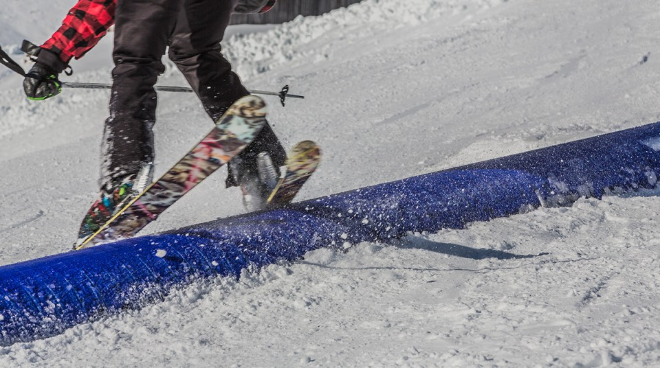 5 freestyle ski tricks zum nachmachen. Black Bedroom Furniture Sets. Home Design Ideas