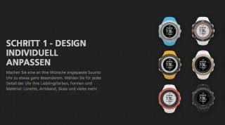 GPS-Uhren mit individuellem Design