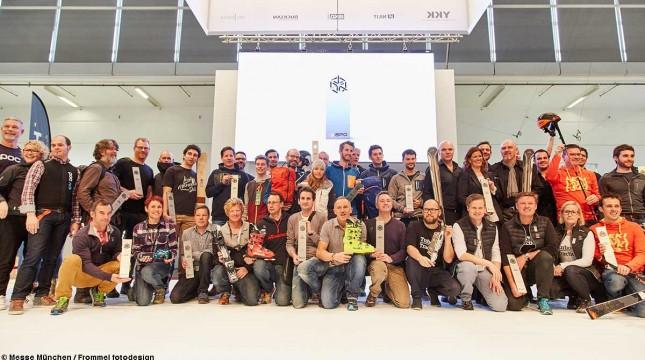 ISPO-2016-Award-Buehne