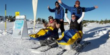 Snow Limo Tours in Mayrhofen