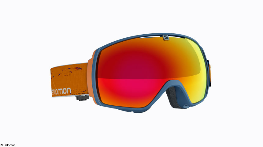 Salomon XT-One-Skibrille