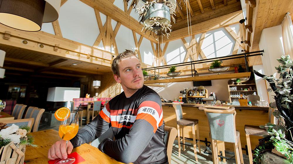 Skigebiet ehrwalder alm im sportalpen check for Modernes tirolerhaus