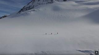 Erlebnis in den Schweizer Bergen