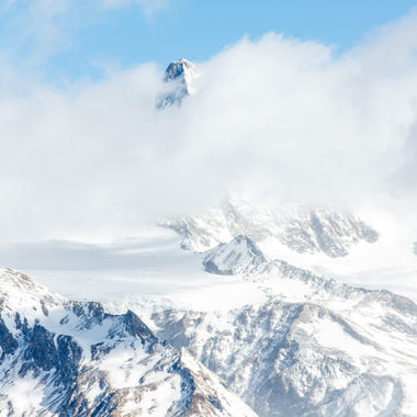 Skifahren am Großglockner