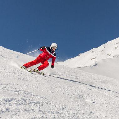 Pisten im Skigebiet Serfaus-Fiss-Ladis
