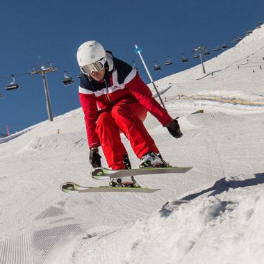 Snowparks in Serfaus-Fiss-Ladis