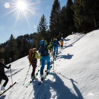skitourencamp thiersee