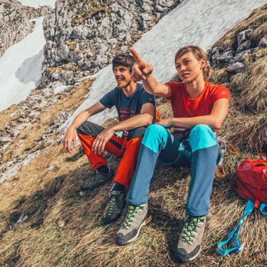 Alpin-Rucksack