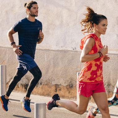 Asics fuzeX: der neue Laufschuh fürs Training & den Alltag