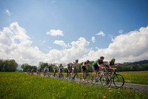 Radausfahrt-Triathlon-Camp