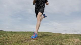 Laufen mit dem On Cloudflyer