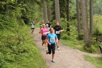 Teilnehmer-Strecke-Narzissenlauf