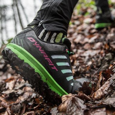 Trailrunning Laufschuh Test Dynafit Vertical