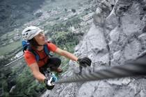 Klettersteig Mayrhofen Via Ferrata