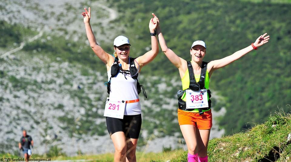 karwendelmarsch läuferinnen