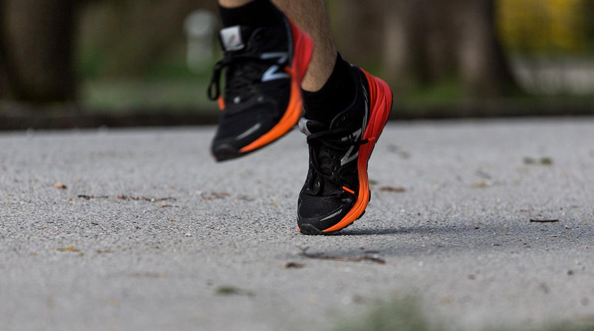 New Balance 1080v5 Straßenlaufschuh im Laufschuhtest