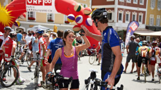 Ziel-Radmarathon