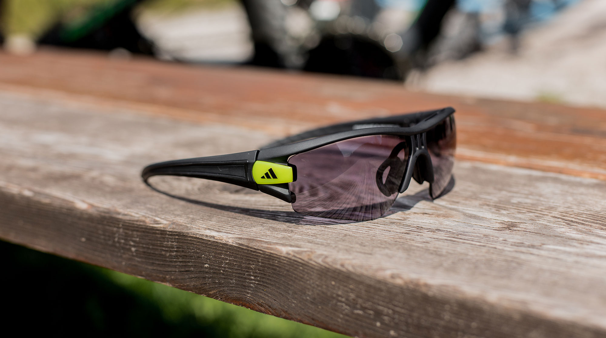 Perforar metano Visualizar  MTB Brille im Test: adidas eyewear evil eye pro vario