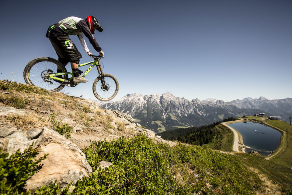 Mountainbike Saalfelden Leogang
