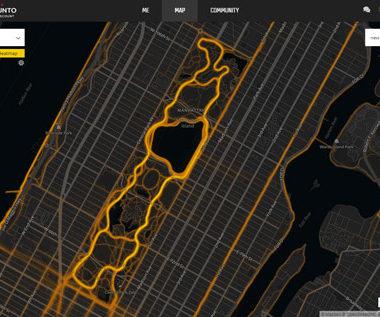 Heat Map New York