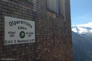 Hütten im Zillertal