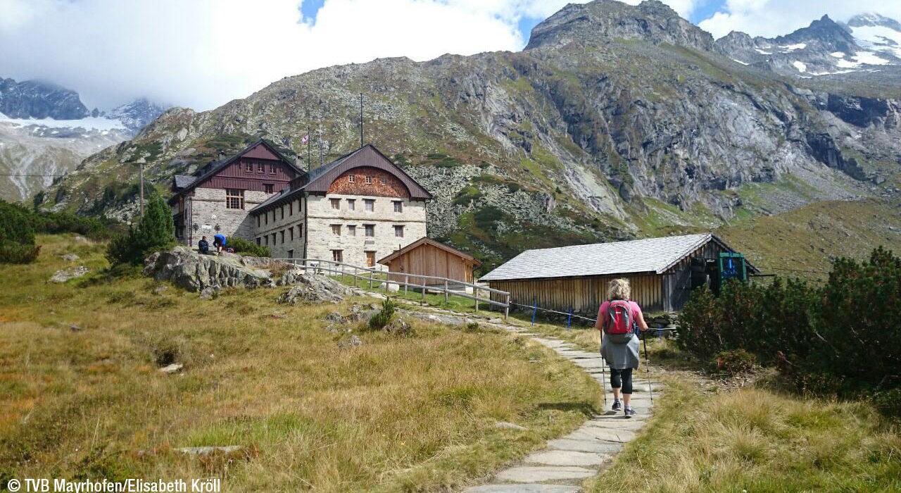 Höhenweg im Zillertal
