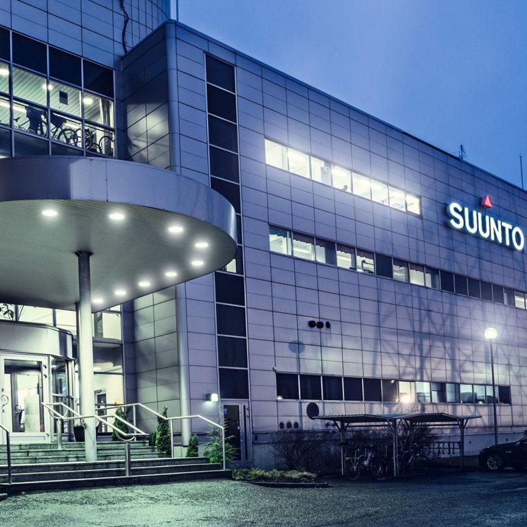 Suunto-Zentrale-Finnland