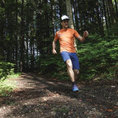 Trailrunning-Wald