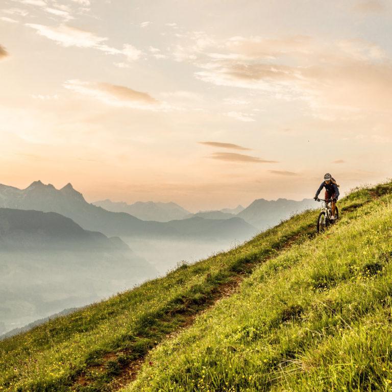 Biken Kitzbüheler Alpen